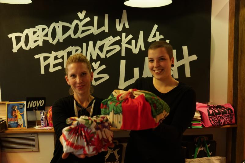 Win a Lush goody-bag worth €80