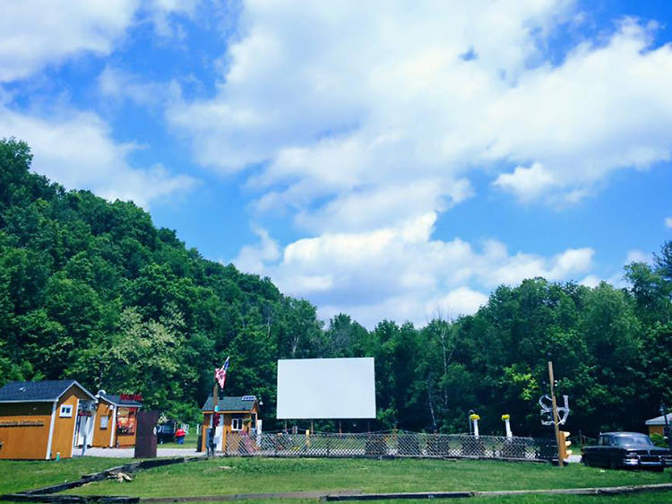 Four Brothers Drive-In Theatre
