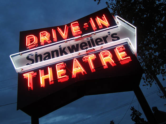 Shankweiler's drive-in theater