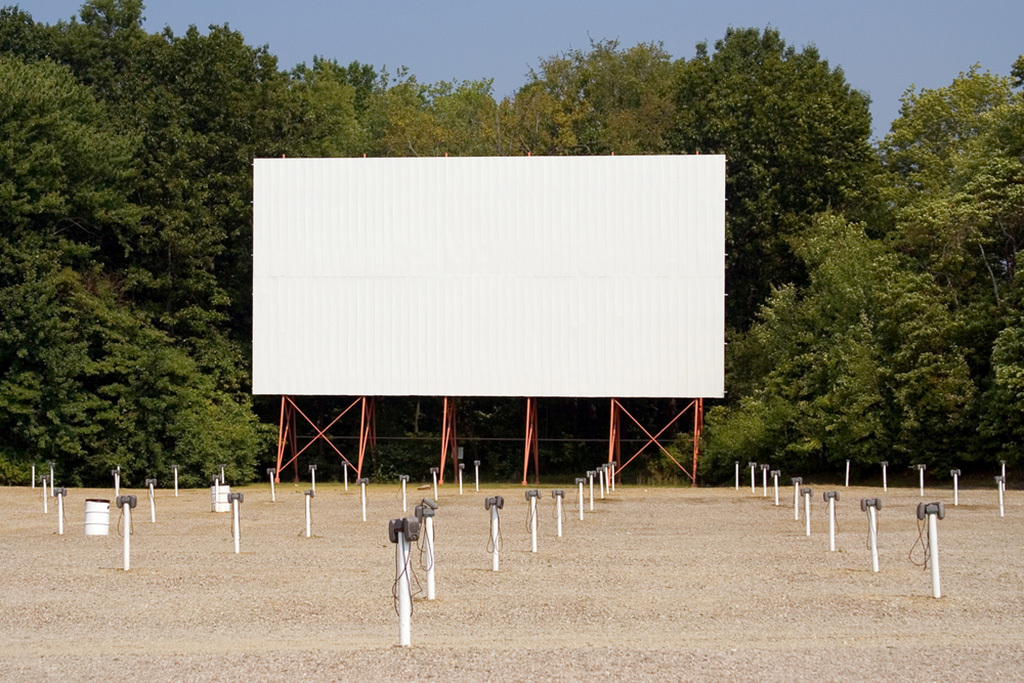 Drive-in movie theaters pa