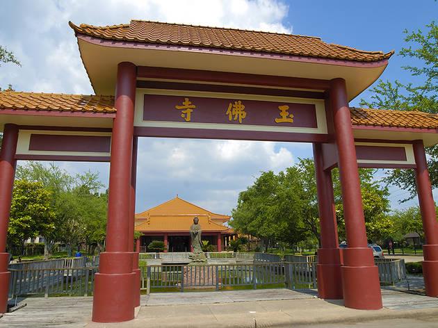 Jade Buddha Temple