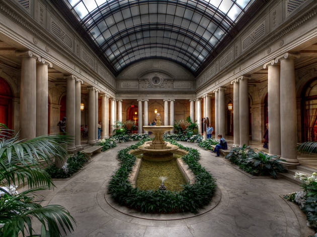 The Frick Gallery