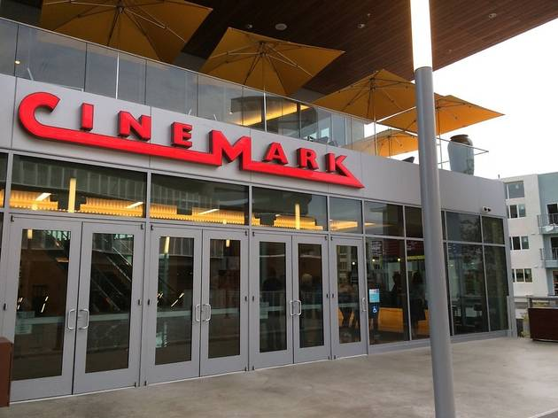 Cinemark Reserve at Playa Vista