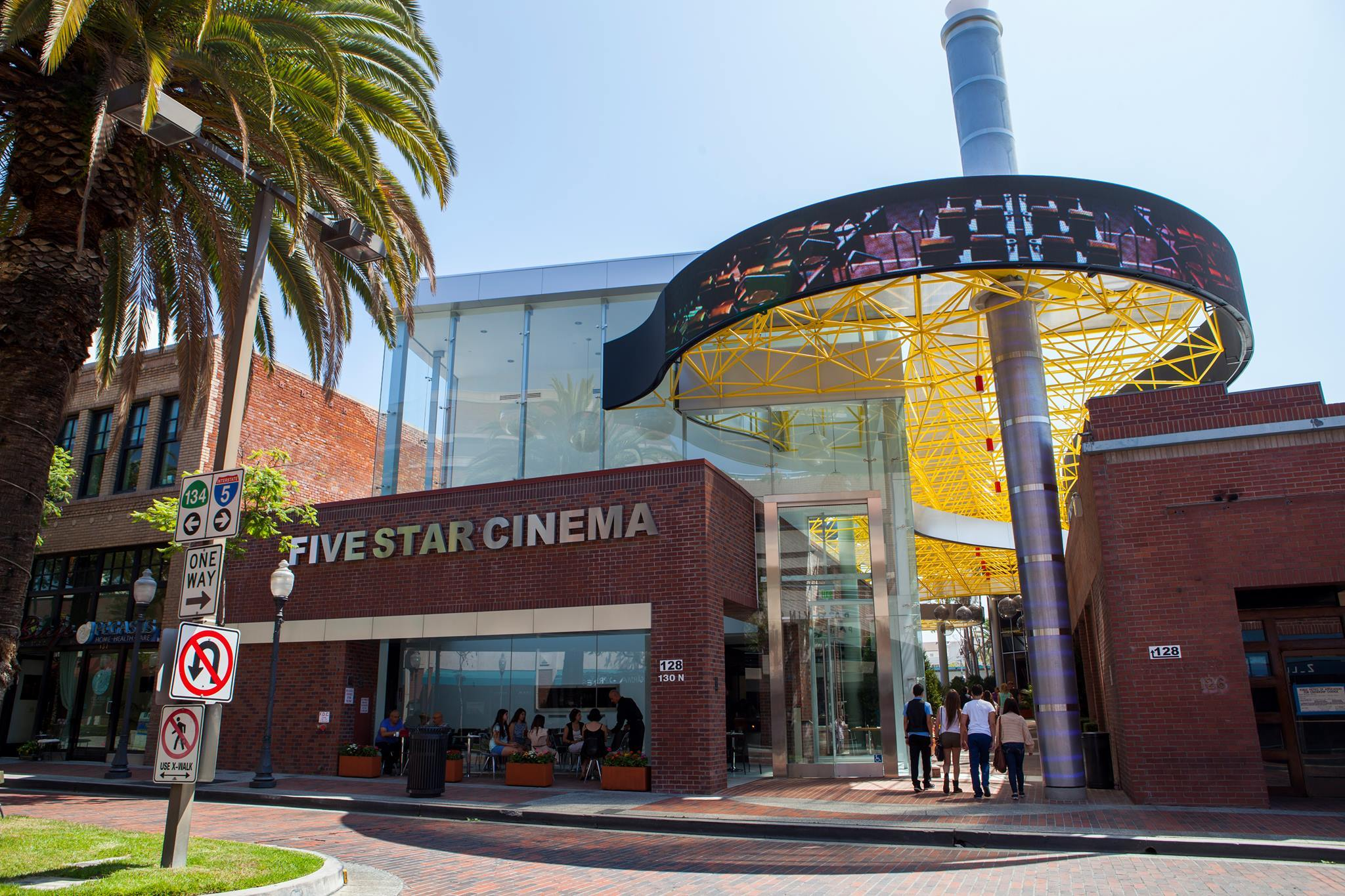 MGN Five Star Cinema