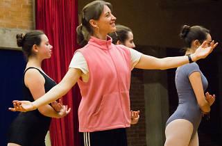 Martha Elena Trejo de Escuela de Ballet del Valle