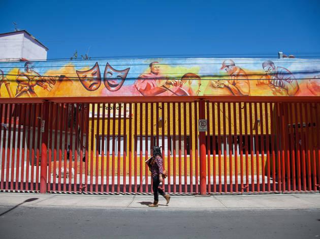 Centro de Artes y Oficios Tepito