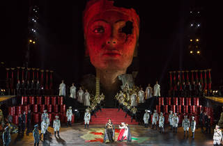 Handa Opera on Sydney Harbour 2015 Aida production image 01 (c) Time Out Sydney photographer credit Daniel Boud