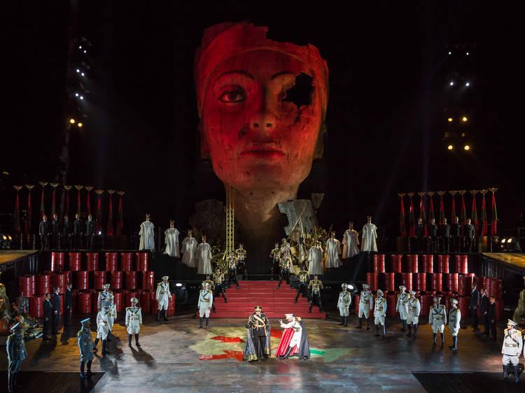 HOSH 2015: Aida