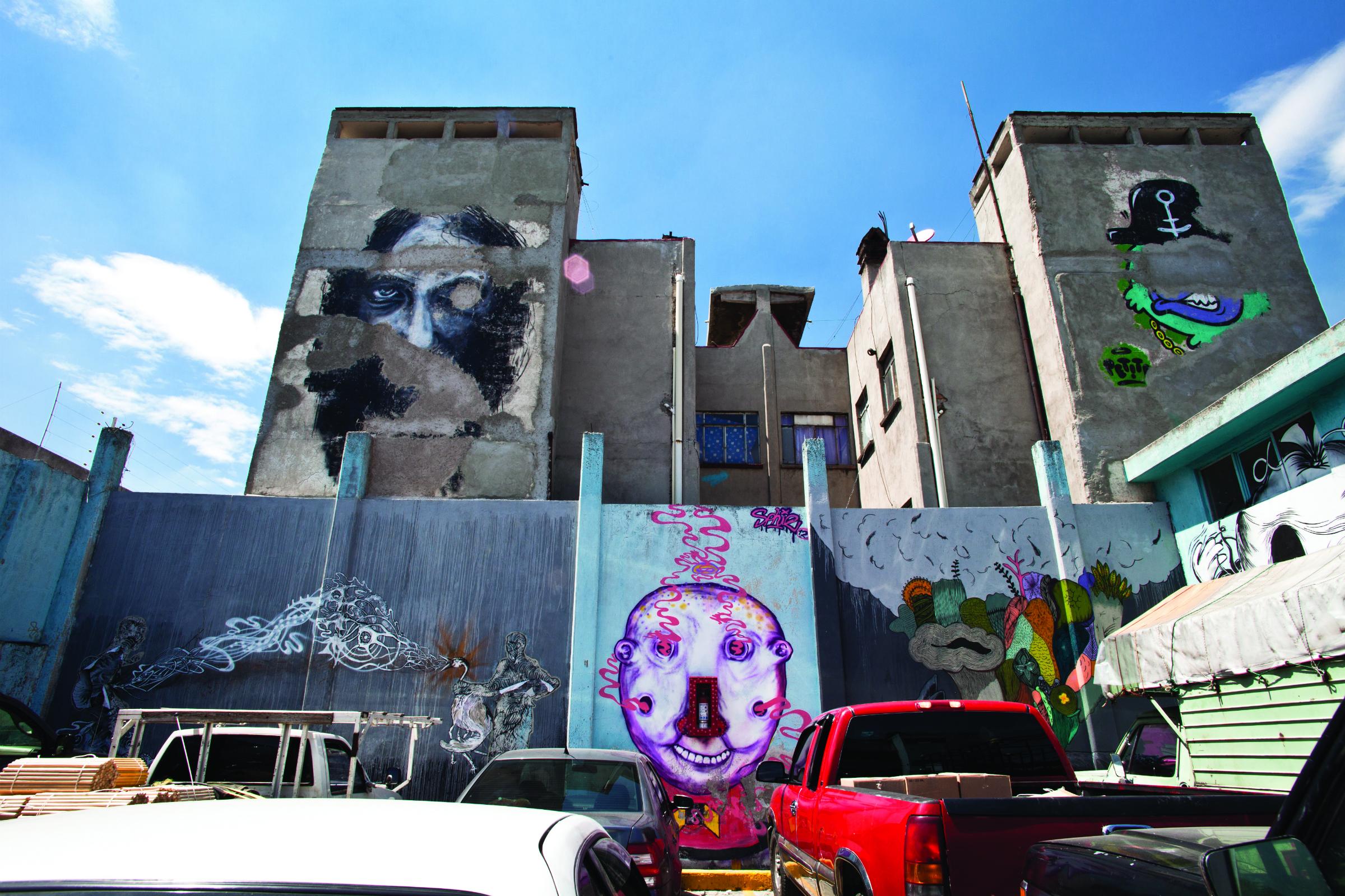 Espacios recuperados en la Ciudad de México