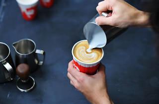 GORILLA COFFEE エソラ池袋店