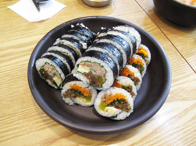 Image result for YESUL KIMBAP