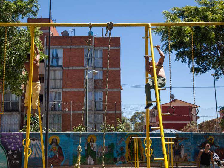 Parque Kid Azteca