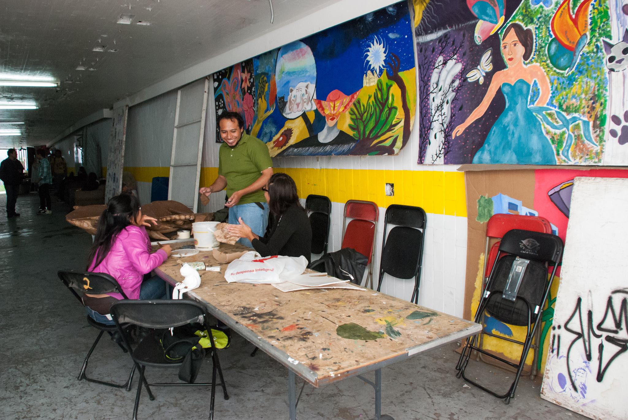 El Sub, Galería de Arte Joven