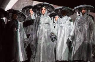 Turandot 2016 prod image 4 (Photograph: Daniel Boud)