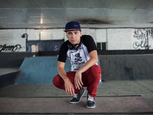 Skate Park San Cosme