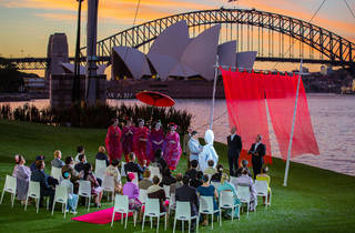 HOSH 2014 Madama Butterfly (Photograph: James Morgan)