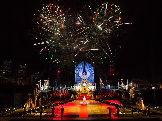HOSH 2015 Aida (Photograph: Daniel Boud)