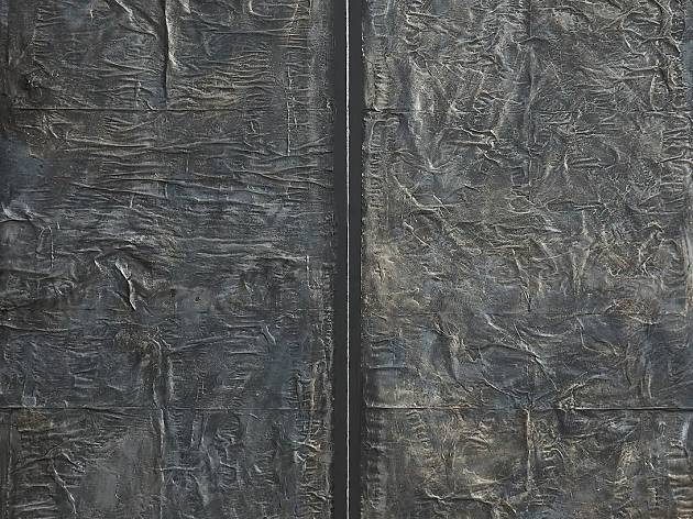 Enric Ansesa. Emotions on black