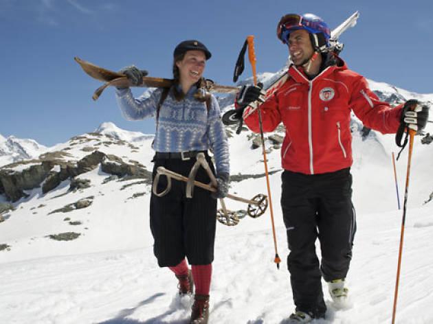 Summer skiing - Zermatt