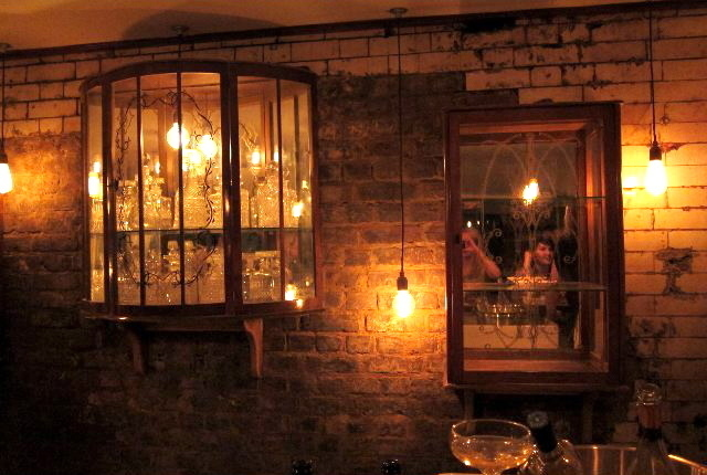 quirky bars and pubs in london, evans and peel detectives agency