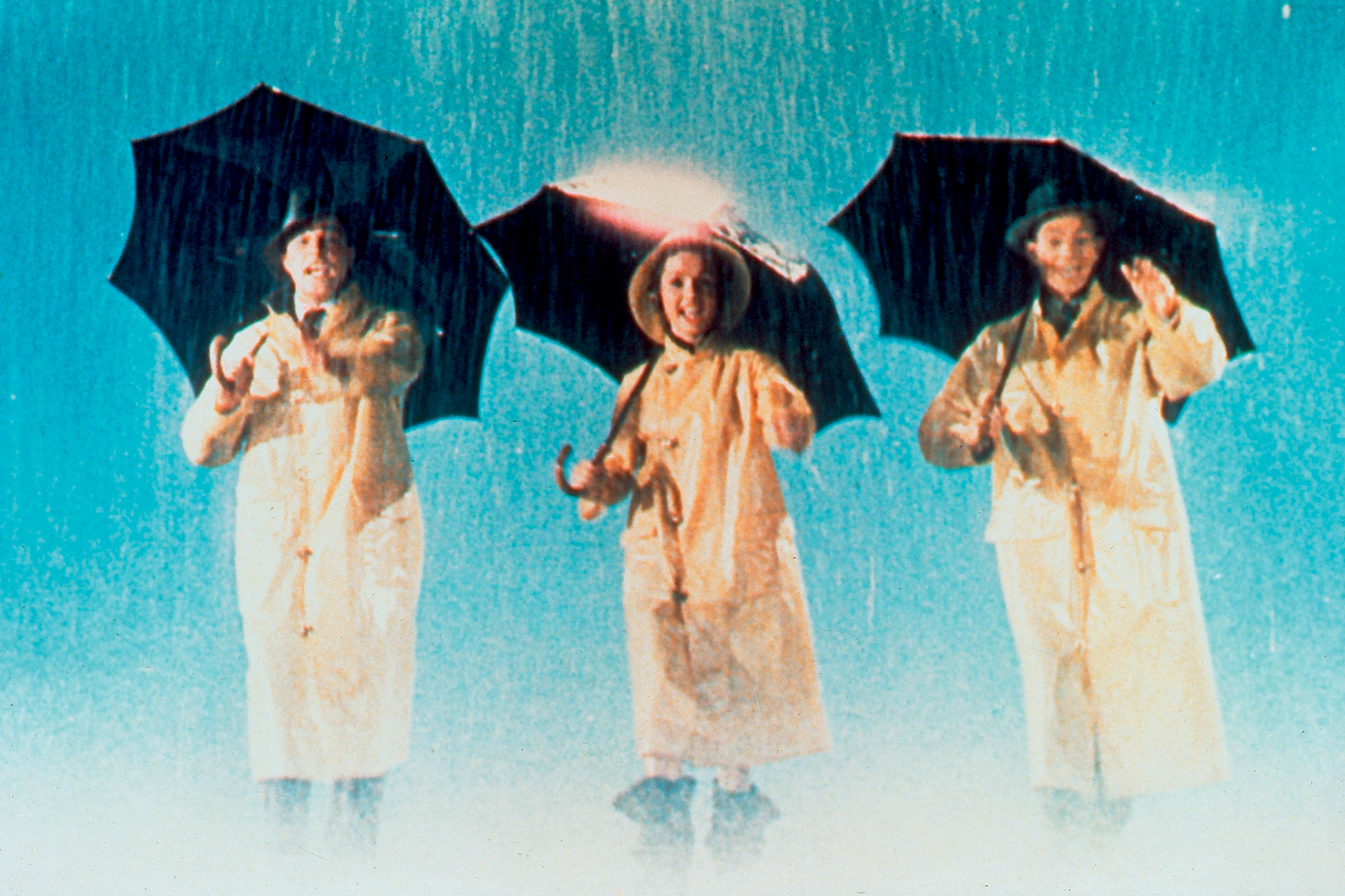 Singin' in the Rain (1962)