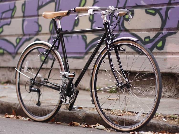 Find your favorite bike shop in San Francisco