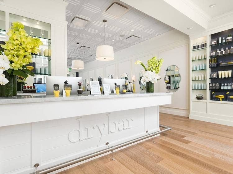 The best blow dry bar options in the Bay