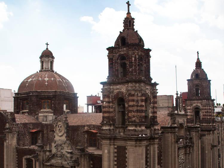 Iglesia La Profesa (Oratorio de San Felipe Neri)