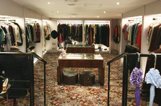 The Vintage Clothing Shop