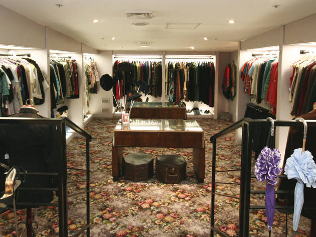 The Vintage Clothing Shop overview