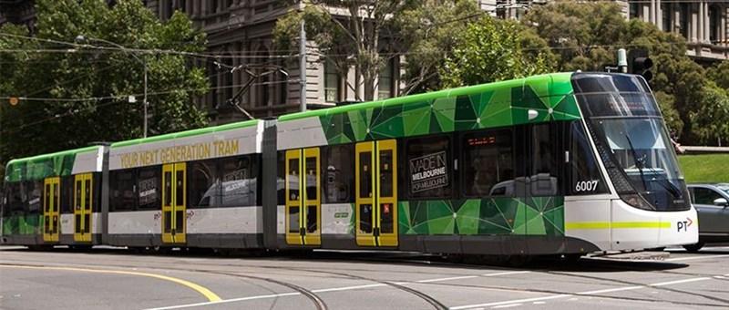 E-Class Tram