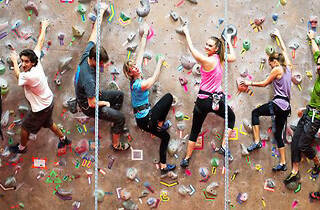 Climbing Week