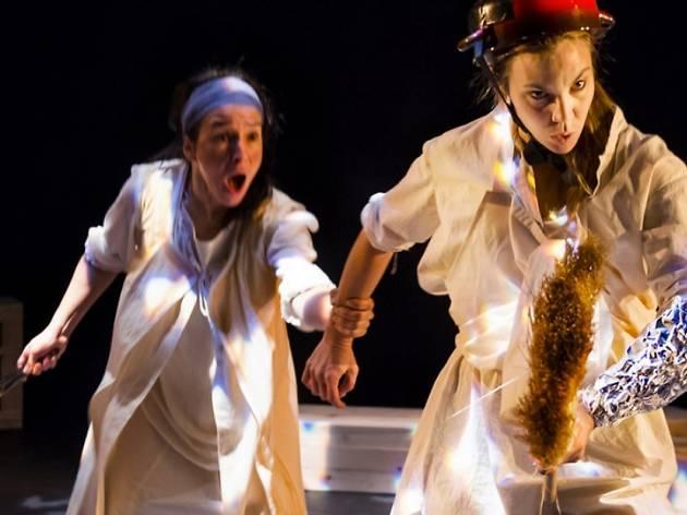 Teatralia 2016: Quijote, el vértigo de Sancho
