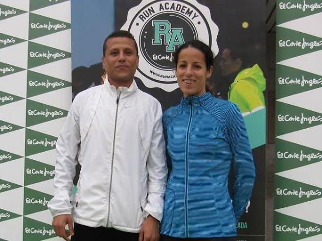 Mohamed Benhmbarka & Hasna Bahom
