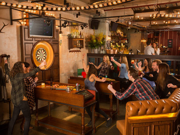 London Darts Restaurants