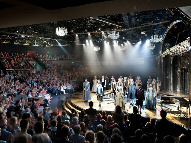 The cradle of good theatre