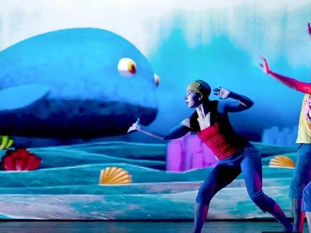 Teatralia 2016: Ballenas, historias de gigantes