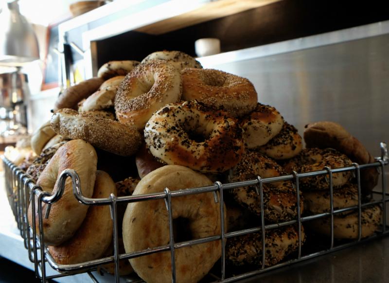 Bowery Bagel Bakery