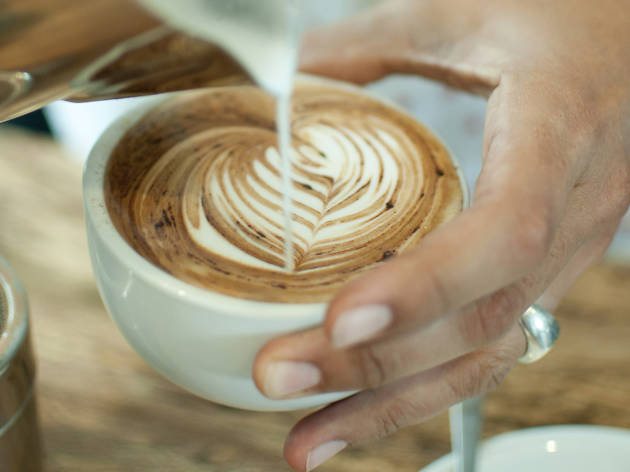 london's best coffee shops and cafes