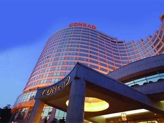 Conrad İstanbul Bosphorus Hotel