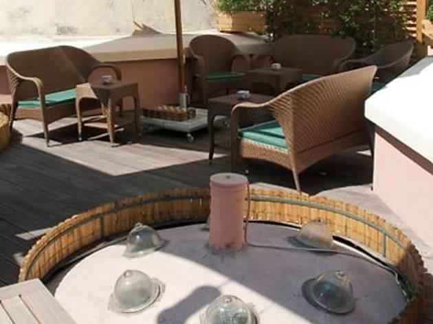 Kubbe Cafe