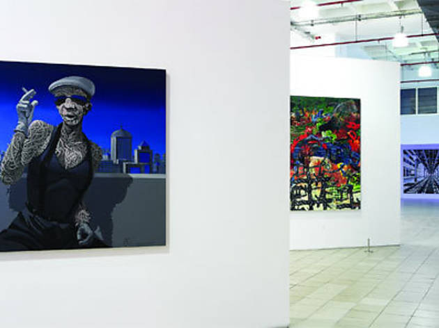 Proje 4l Elgiz Çağdaş Sanat Müzesi