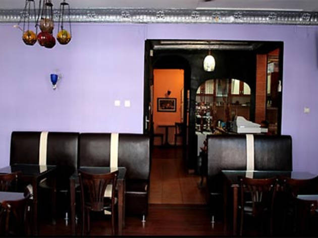 Cafe MorKedi
