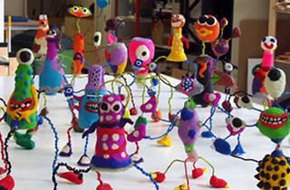 Pace Çocuk Sanat Merkezi ile Oyuncak Heykel Atölyesi (7-14 yaş)