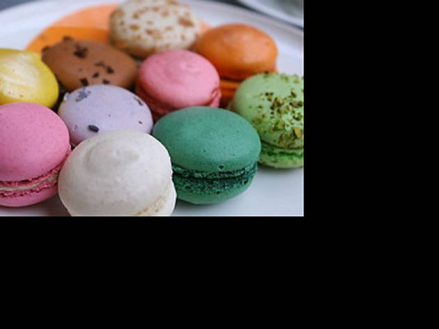 Macaron Yapımı