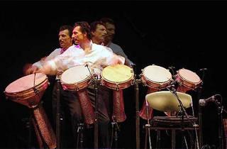 Burhan Öçal - Musica Caravanserai