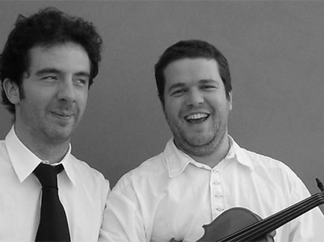 De Cecco & Jeszensky Duo: Klezmer!