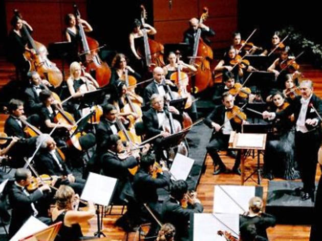 Açılış Konseri: Borusan İstanbul Filarmoni Orkestrası
