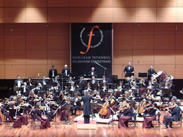 Borusan İstanbul Filarmoni Orkestrası - Yeni Yıl Konseri