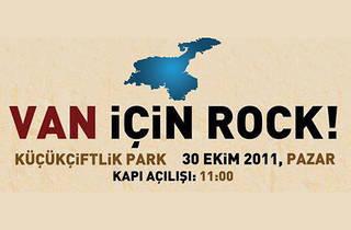 Van için Rock
